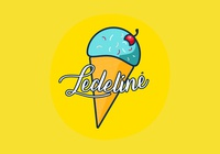 IceCream Logo ,,Ledelinė""