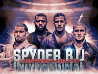 Spyder BJJ Invitational