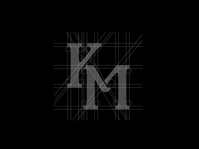 K+M Monogram