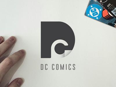 DC Logo Challenge