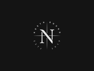 North Bound Clothing Co. Logo Design