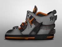 U.C Shoe design