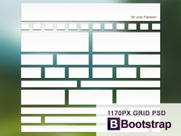 Bootstrap 3 Grid PSD