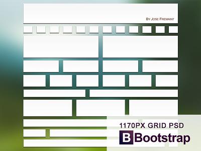 Bootstrap 3 Grid PSD bootstrap psd grid unique crown jose fremaint unique crown