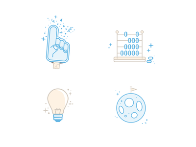 Business Deck Icons