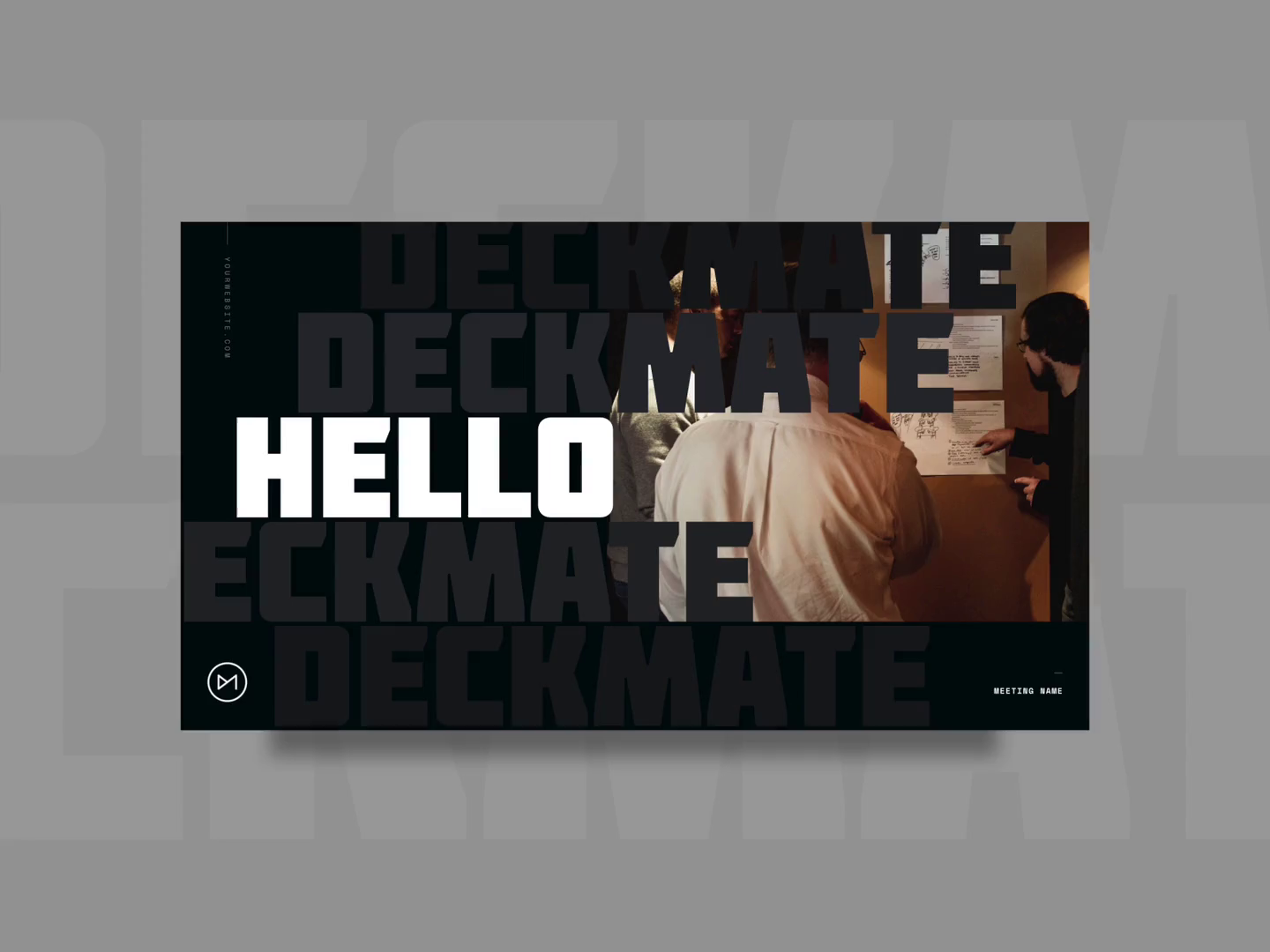Deckmate promo video