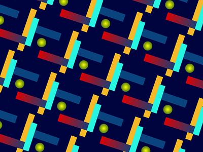 Geometricity pattern design geometric pattern vector illustration