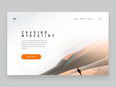 17 minimal clean design ui flat web design typography