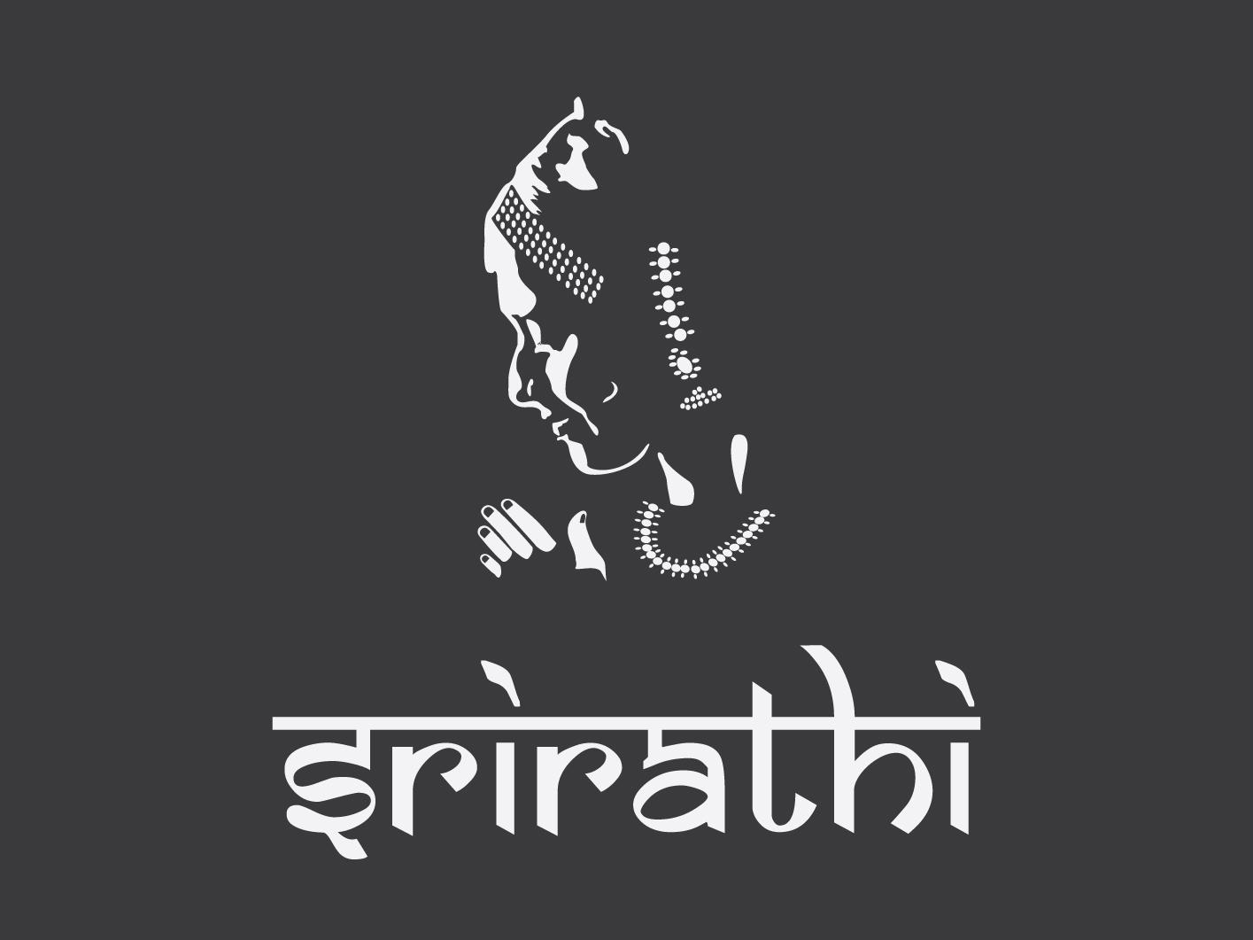 Indian Dance Logo indian dance indian vector vector indian logo indian culture logo