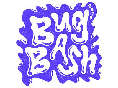 Turo Bug Bash 2019 graphic design typography