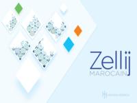 Moroccan vector Zellij