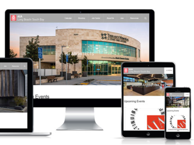 AIA Long Beach/South Bay - AA Graphics - Website Design graphics design design website designing graphic design graphicdesign webdesign south bay long beach architecture web design web websites website design website