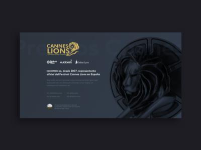 Cannes Lions Module