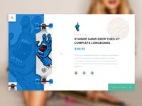 Daily UI Challenge #012 - Ecommerce Shop (Single Item)