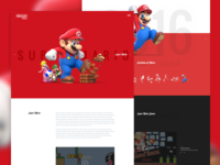 Character Page - Nintendo Classics