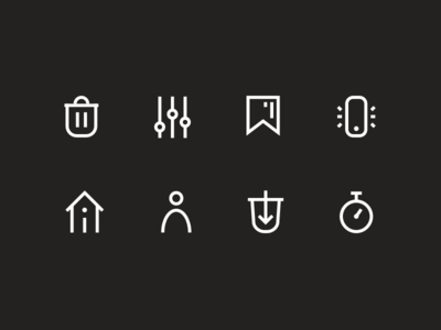 Icons Puzzle Game