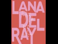 Lana Del Ray Poster