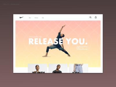 Daily UI - 3. Landing Page