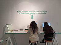 Interactive Photo & Art Framing App