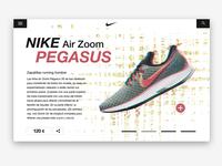 -Nike Pegasus-