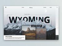 Travel // Wyoming