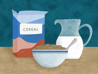 Happy Cereal Day!