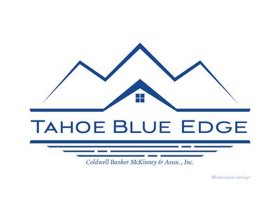 Tahoe Blue Edge Real Estate Logo