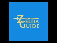 Zelda Guide Logo Concept