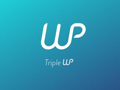 Triple WP Logo Concept