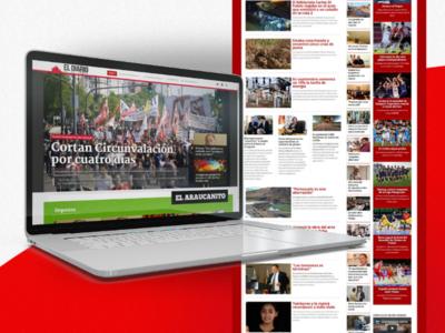 El Diario de La Pampa - Website