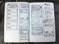 Flymarket Concept Sketches