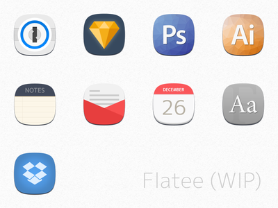 Flatee (WIP)
