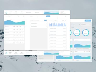 Data Display management data
