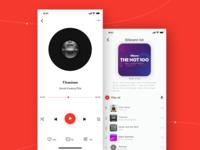 Pop Music App