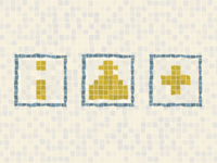 Mosaic Icons