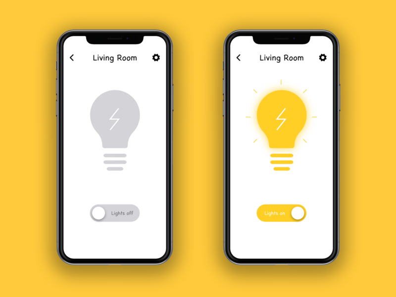 On/Off Switch - Daily UI 14