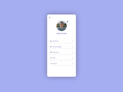 User Profile - Daily UI 06
