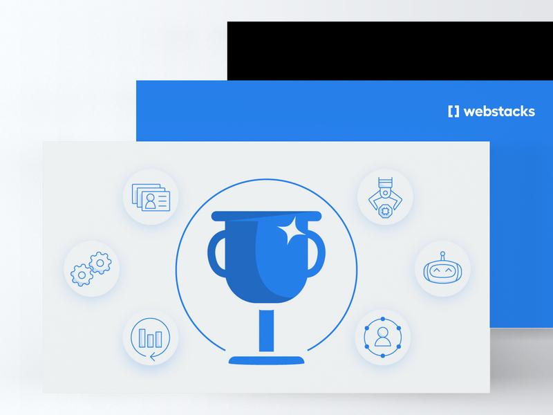 Account-Based Marketing | ABM Blog Image iconography adobe illustrator adobe photoshop graphic design opertations revenue blog image blog post blog abm
