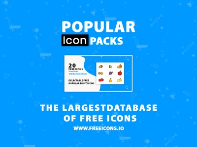 popular icon pack