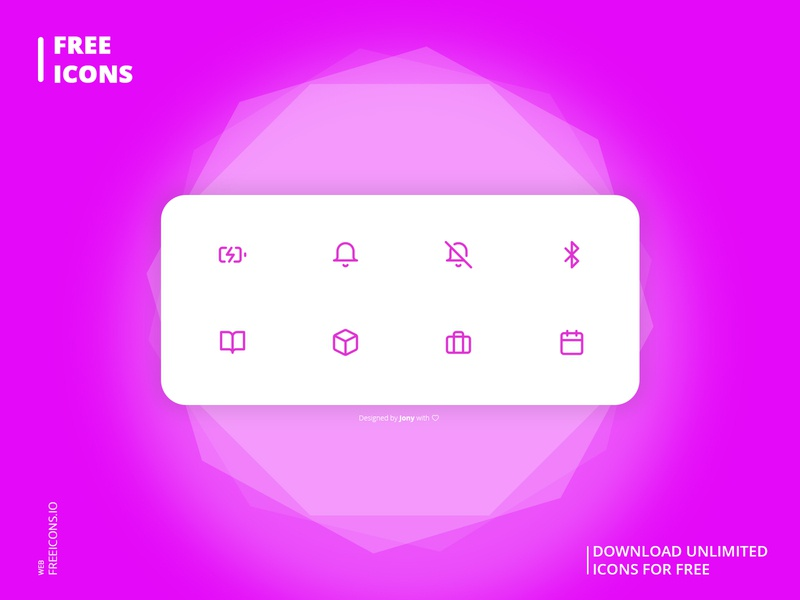 Free Vector Icons by freeicons on Dribbble