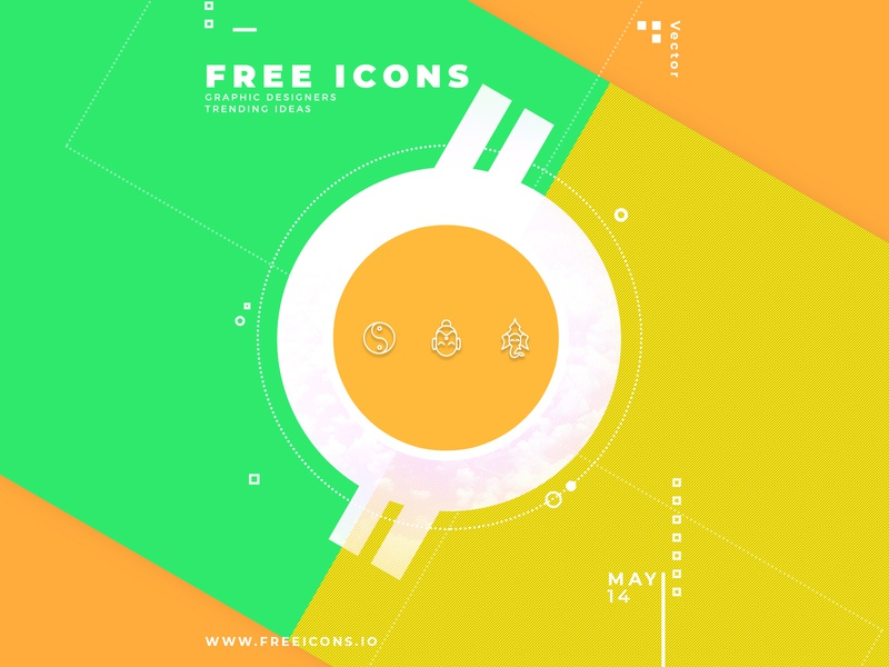 Vector icons by freeicons on Dribbble