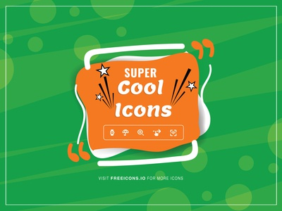 Super Cool Icons