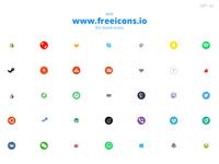 social media icons - opt 02