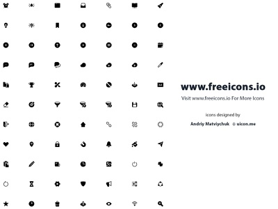 UI Essentials website ux ui freeicons uicon design free icons web illustration vector icon