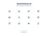 Bluelagoo (Finance Icon set)