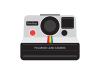 Polaroid Land Camera - OneStep SX-70