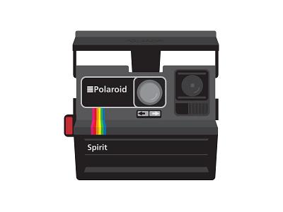 Polaroid Land Camera - Spirit 600 600 land camera film vintage sx-70 step one onestep polaroid