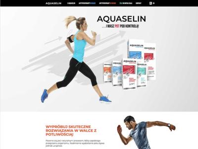 Strona www / Aquaselin