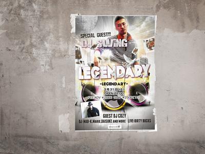 Flyer design for club event poster design poster graphic design flyer artwork flyer design