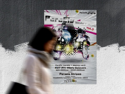 Flyer design for rock music poster design poster graphic design flyer artwork flyer design